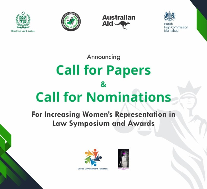 Call for papers Law Ministry