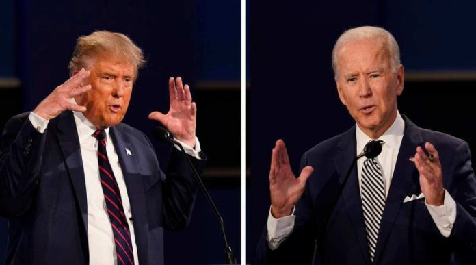 Trump pulls out of 2nd debate with Biden after organizers say it would be virtual