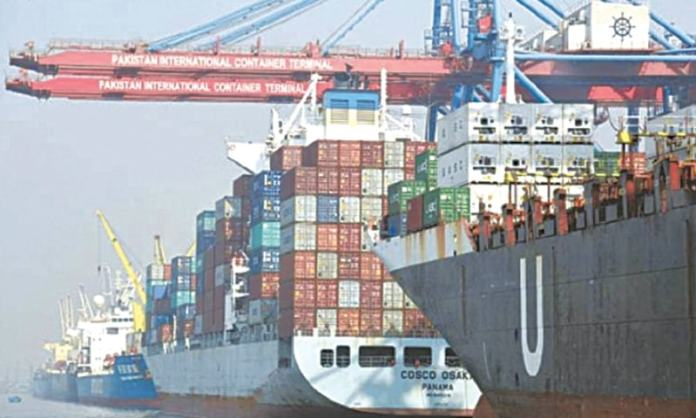 Pakistan exports to UK increased by 30 percent