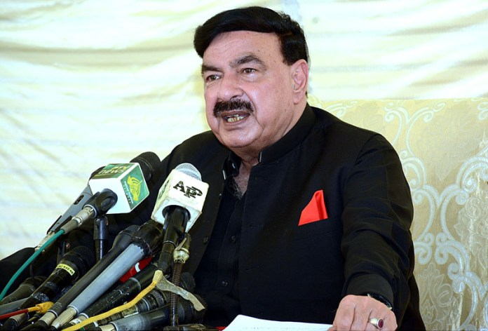 PTI to win GB election with overwhelming majority: Sheikh Rashid