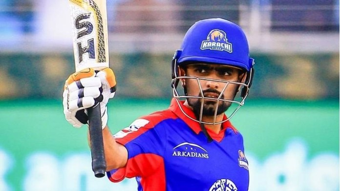 Babar Azam named Player of HBL PSL 2020