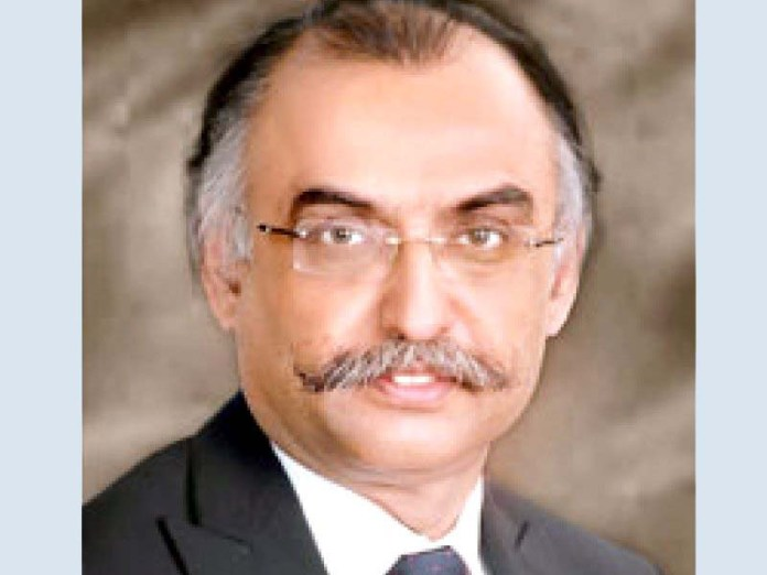 Shabbar Zaidi trashes allegations, praises PM as a warrior against status quo