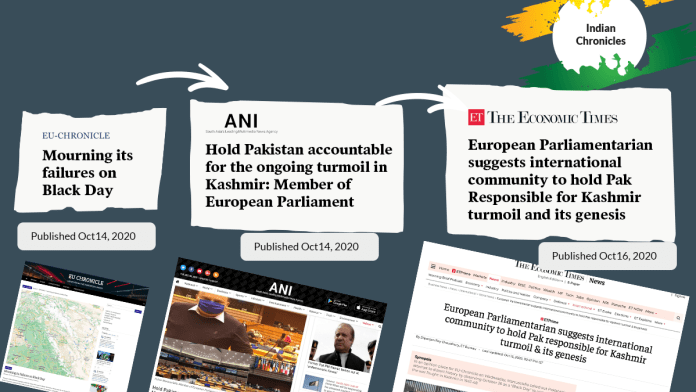 India Chronicles - How Copy Paste works for Indian fake media outles