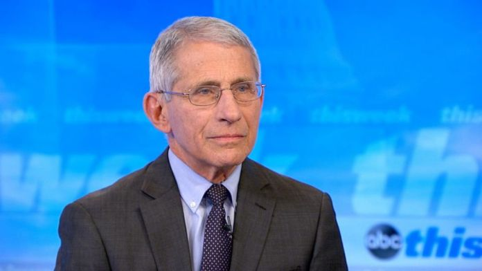 US to join WHO's push for coronavirus vaccine for poor nations: Fauci