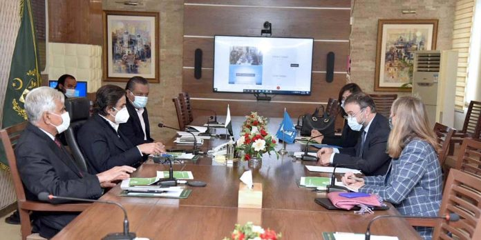 Pak-WB discusses government development priorities