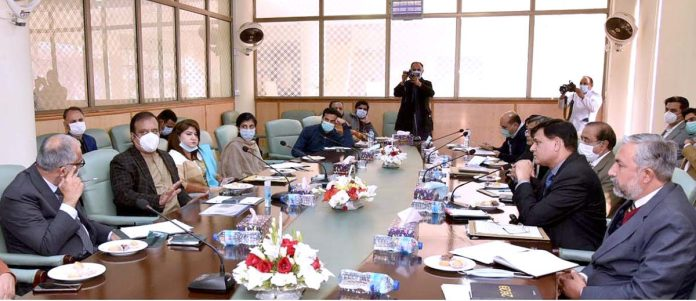 Provision of relief to masses top priority of PTI govt : Shibli