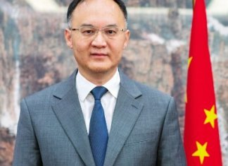 Chinese envoy hails signing of water usage agreements for CPEC Kohala Hydro power project
