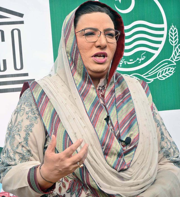 Pakistan stands shoulder to shoulder with Kashmiris: Dr Firdous