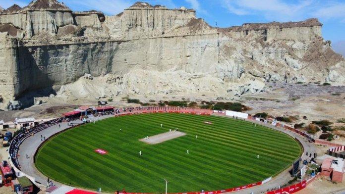 Gwadar Cricket Stadium holds first-ever match