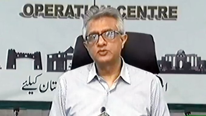Govt increasing facilities for coronavirus patients: Dr Faisal Sultan