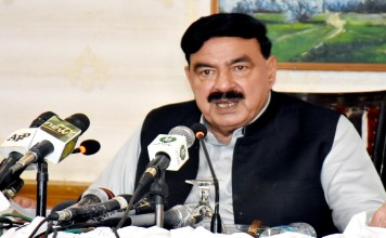 No negotiations underway with TLP: Sheikh Rashid