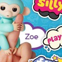 沒有它就不飛遜惹!超可愛機器人玩具「手指猴」風靡全美國、引爆搶購潮