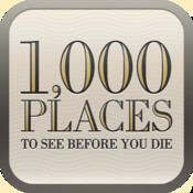 تطبيق 1000Places To See Before You Die