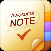 تطبيق Awesome Note