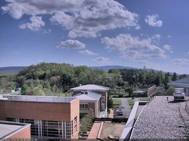High Knob Massif Webcam