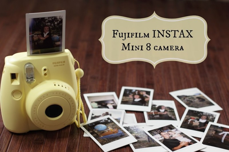 test et avis complet du fujifilm instax mini 8 appareil photo comparatif 2018 des. Black Bedroom Furniture Sets. Home Design Ideas