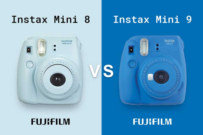 Fujifilm-Instax-Mini-8-Versus-Instax-Mini-9-difference