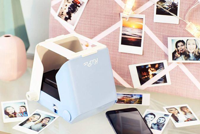 kiipix imprimante portable pas cher
