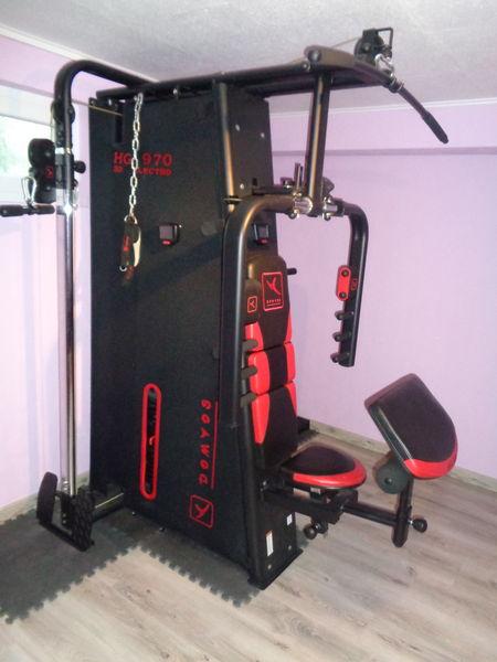 Banc De Musculation Complet Occasion Muscu Maison