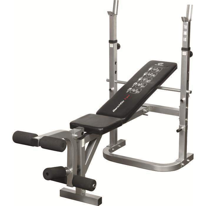 Go Sport Banc De Musculation Muscu Maison