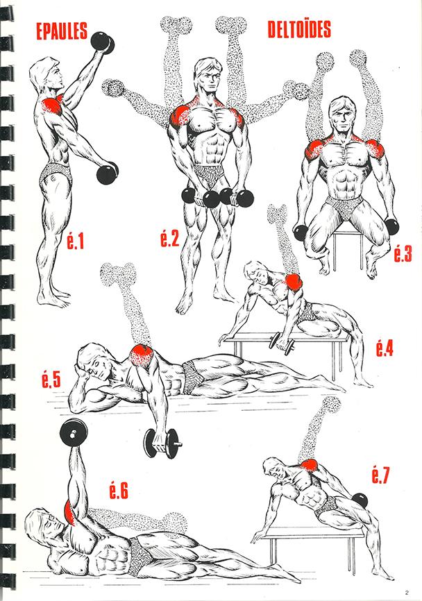 Musculation Exercice Muscu Maison