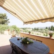 Villa Raffaelli - Terrazza