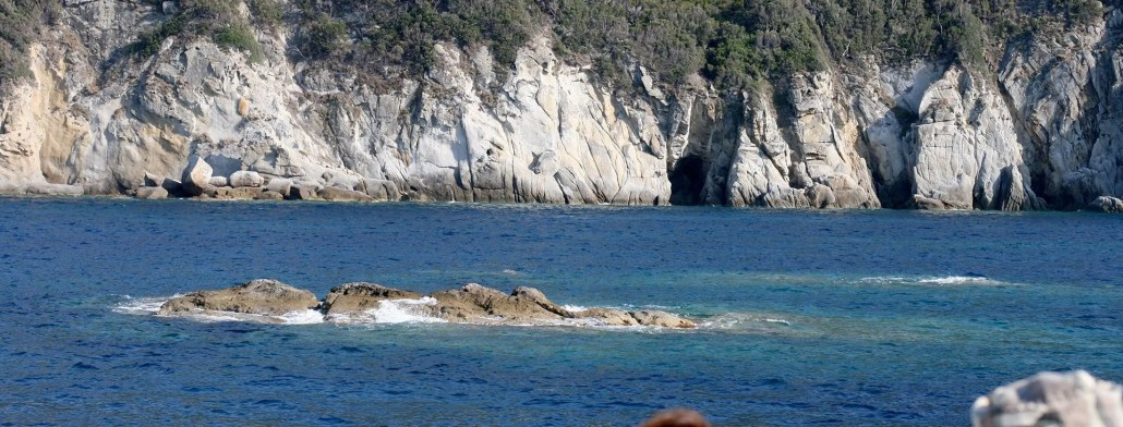 Mare Isola d'Elba - Le Formiche