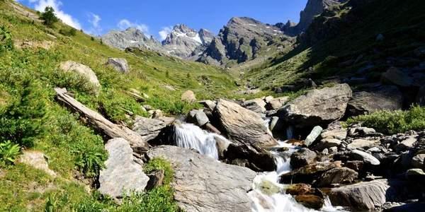Courchevel meilleure station de montagne en été