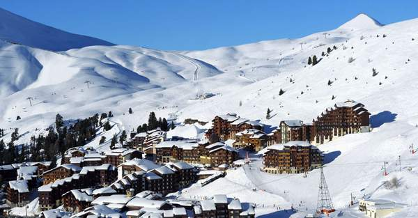 Meilleure station de ski familiale
