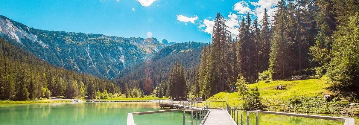 Meilleures stations de montagne en été