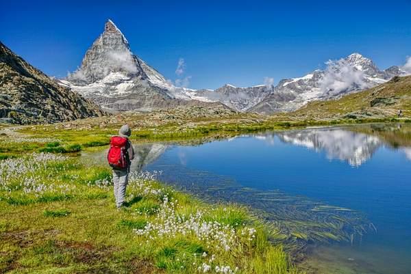 alpes françaises vacances d'été
