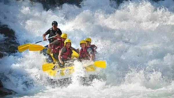 Rafting Doron de Bozel