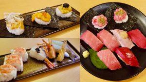 ウニにする? 海老にする? それとも、ま・ぐ・ろ? スシローの回転してない方の寿司でちょっと贅沢しちゃえ♪