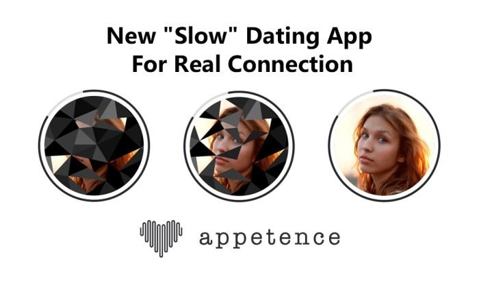 slow dating app