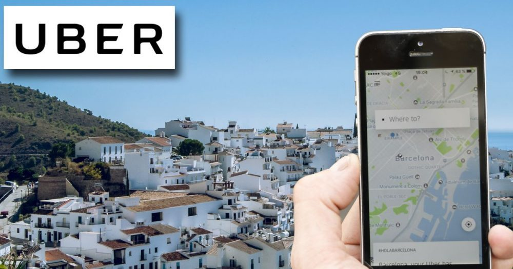 Uber to Welcome the Spanish Summers in Costa Del Sol