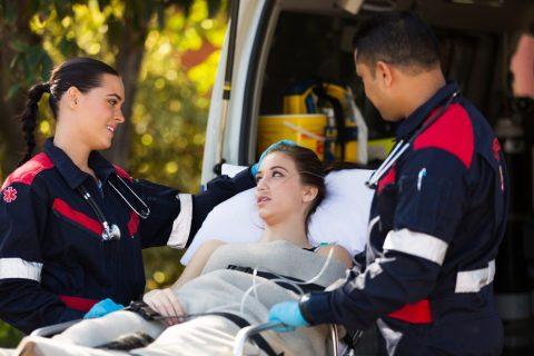 Ambulance on demand app