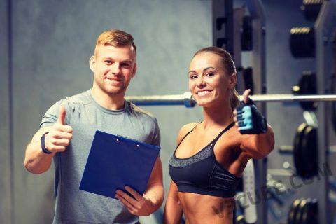 on demand fitness trainer app