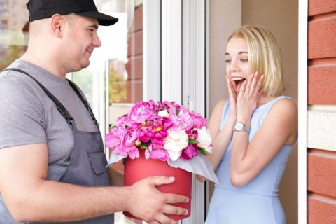 on demand flower delivery app