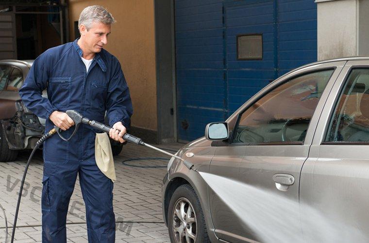 On Demand Car Wash App