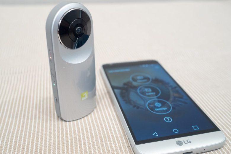 LG 360 Camera Viewer