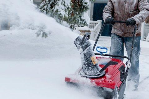 snow removal app