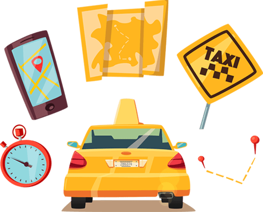 taxi service business