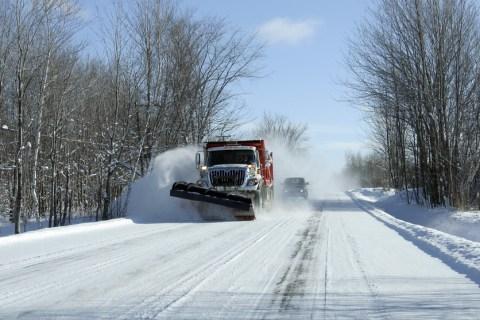 snowplow road