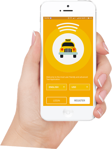 Taxify Clone