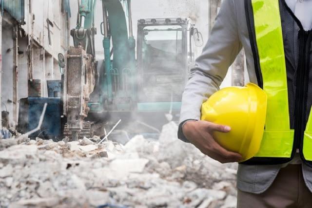 commercial demolition contractors