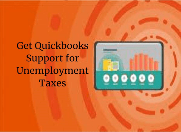 Get Quickbooks Support for Unemployment Taxes
