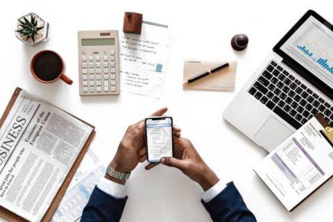 financial accounts