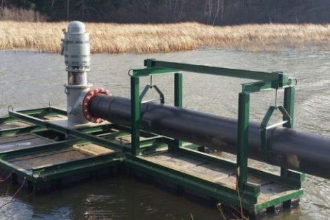 pump manufacturing firm