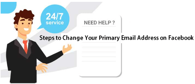 Steps to Change Your Primary Email Address on Facebook