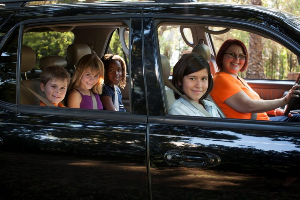 The safety that you really need for your children: HopSkipDrive app clone